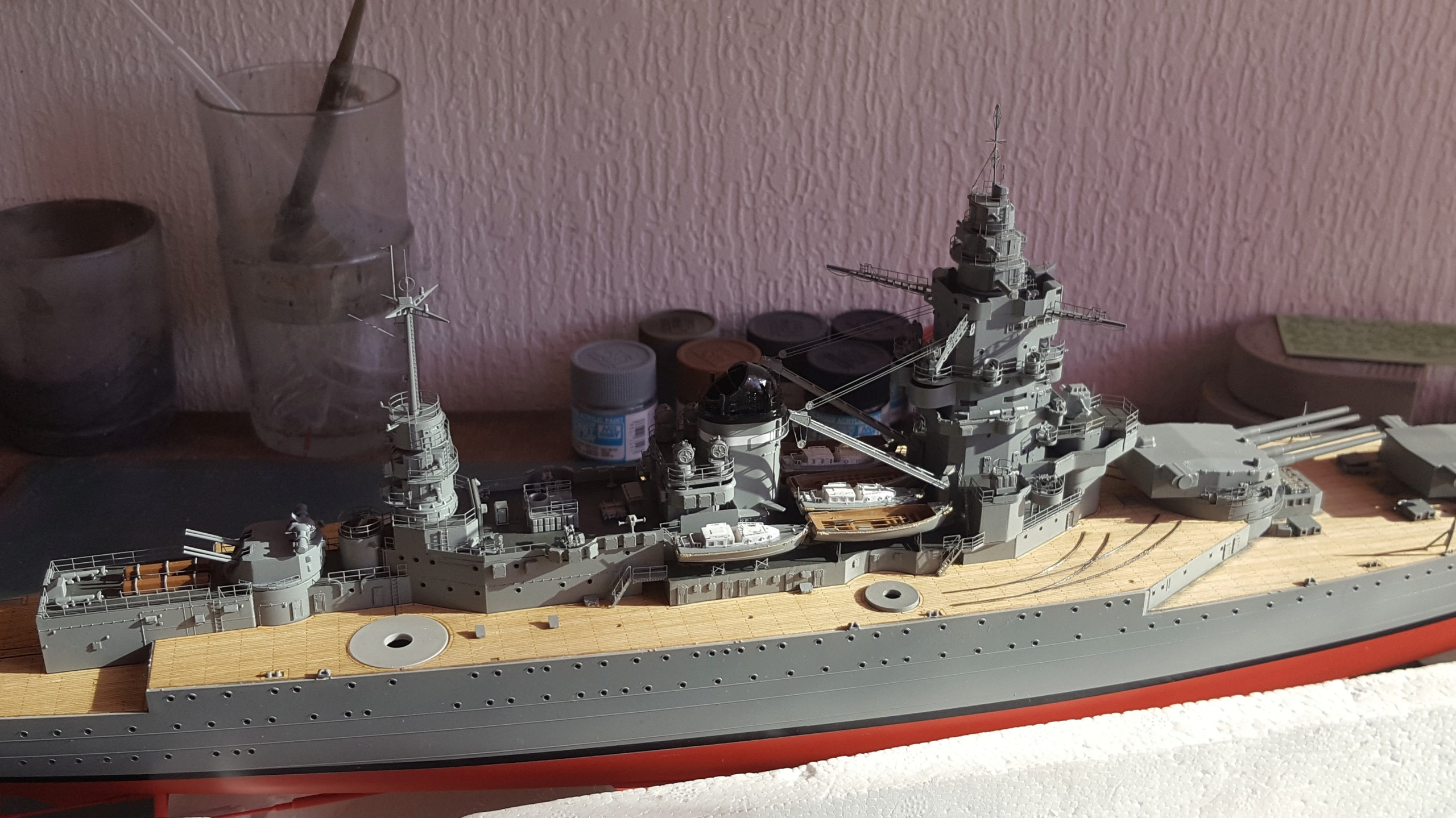 Dunkerque Hobby Boss au 1/350 + kit détaillage ShipYard. - Page 19 20180918