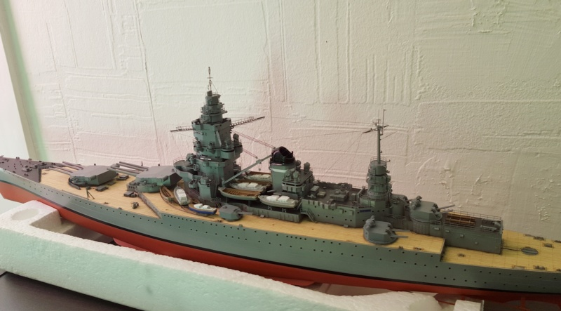 Dunkerque Hobby Boss au 1/350 + kit détaillage ShipYard. - Page 20 20180923