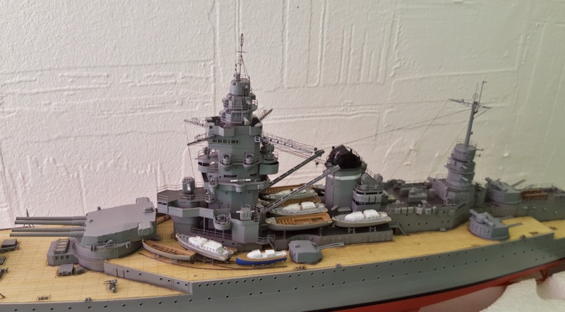 Dunkerque Hobby Boss au 1/350 + kit détaillage ShipYard. - Page 20 20180925