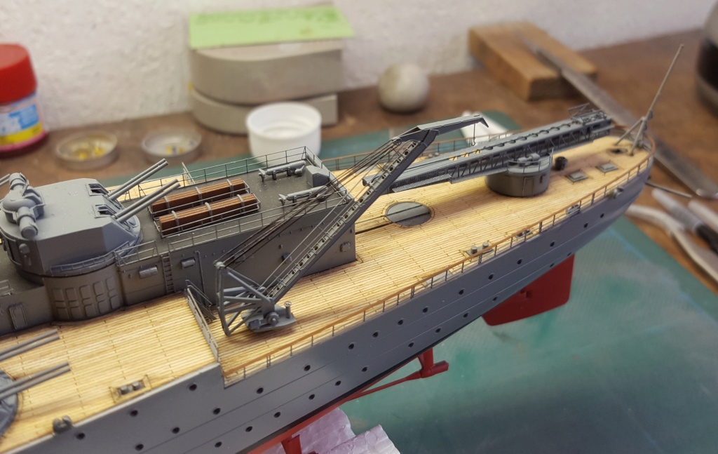 Dunkerque Hobby Boss au 1/350 + kit détaillage ShipYard. - Page 20 20181010