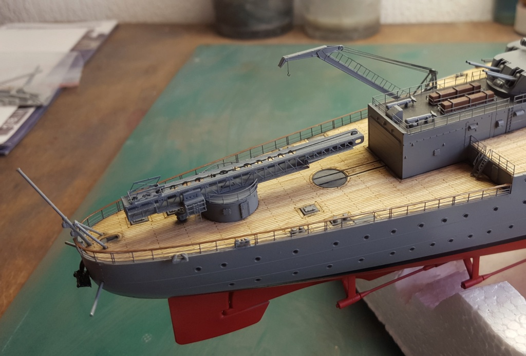 Dunkerque Hobby Boss au 1/350 + kit détaillage ShipYard. - Page 20 20181012