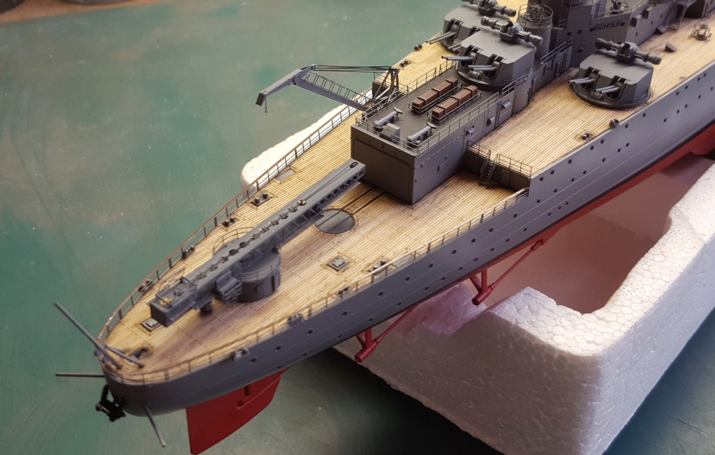 Dunkerque Hobby Boss au 1/350 + kit détaillage ShipYard. - Page 20 20181013