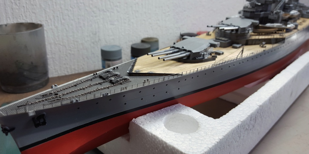 Dunkerque Hobby Boss au 1/350 + kit détaillage ShipYard. - Page 21 20181015