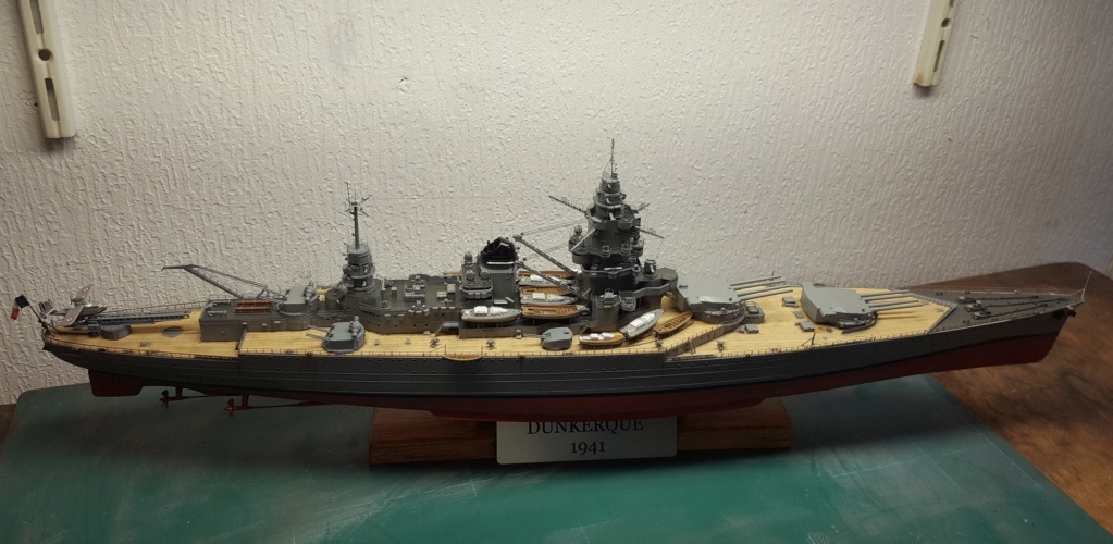Dunkerque Hobby Boss au 1/350 + kit détaillage ShipYard. - Page 23 20181111