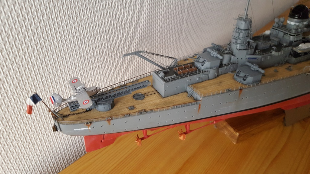 Terminé - Dunkerque Hobby Boss au 1/350 + kit détaillage ShipYard. 20181113