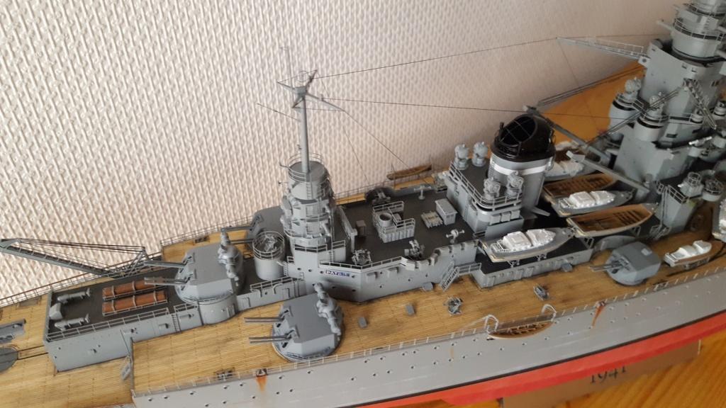 Terminé - Dunkerque Hobby Boss au 1/350 + kit détaillage ShipYard. 20181115