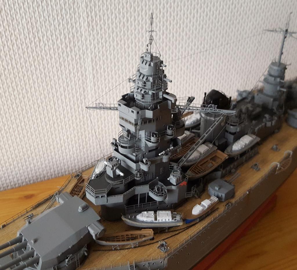 Terminé - Dunkerque Hobby Boss au 1/350 + kit détaillage ShipYard. 20181119