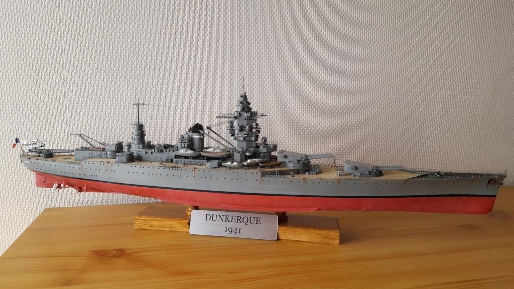 Terminé - Dunkerque Hobby Boss au 1/350 + kit détaillage ShipYard. 20181132