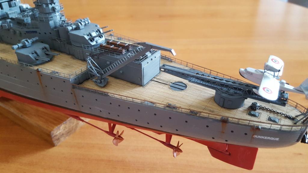 Terminé - Dunkerque Hobby Boss au 1/350 + kit détaillage ShipYard. 20181142