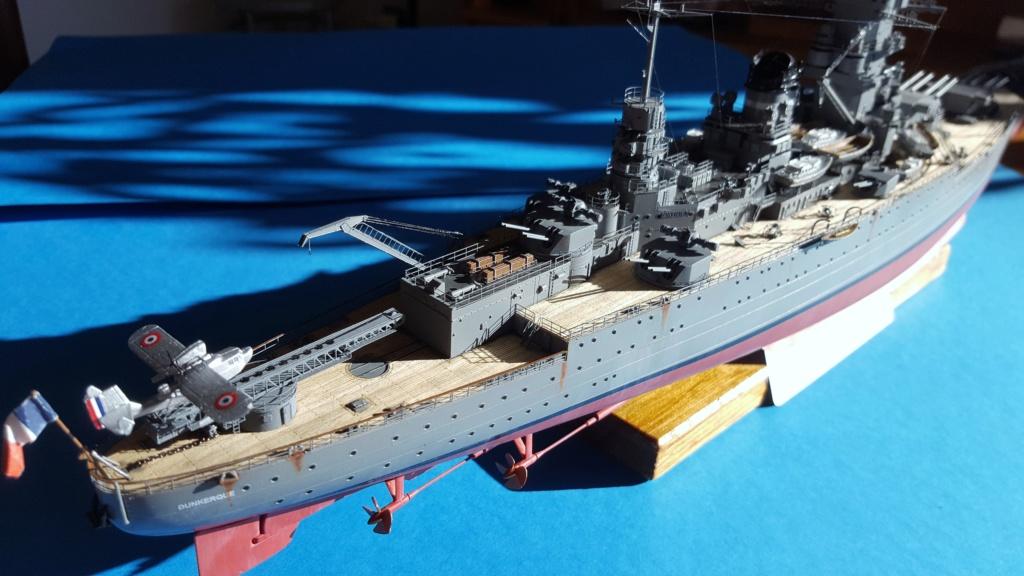 Terminé - Dunkerque Hobby Boss au 1/350 + kit détaillage ShipYard. 20181148