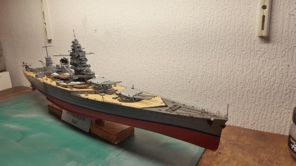 Terminé - Dunkerque Hobby Boss au 1/350 + kit détaillage ShipYard. 20181152