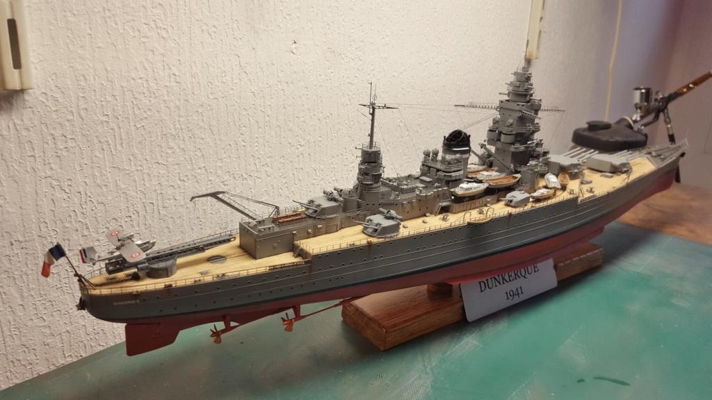 Terminé - Dunkerque Hobby Boss au 1/350 + kit détaillage ShipYard. 20181153