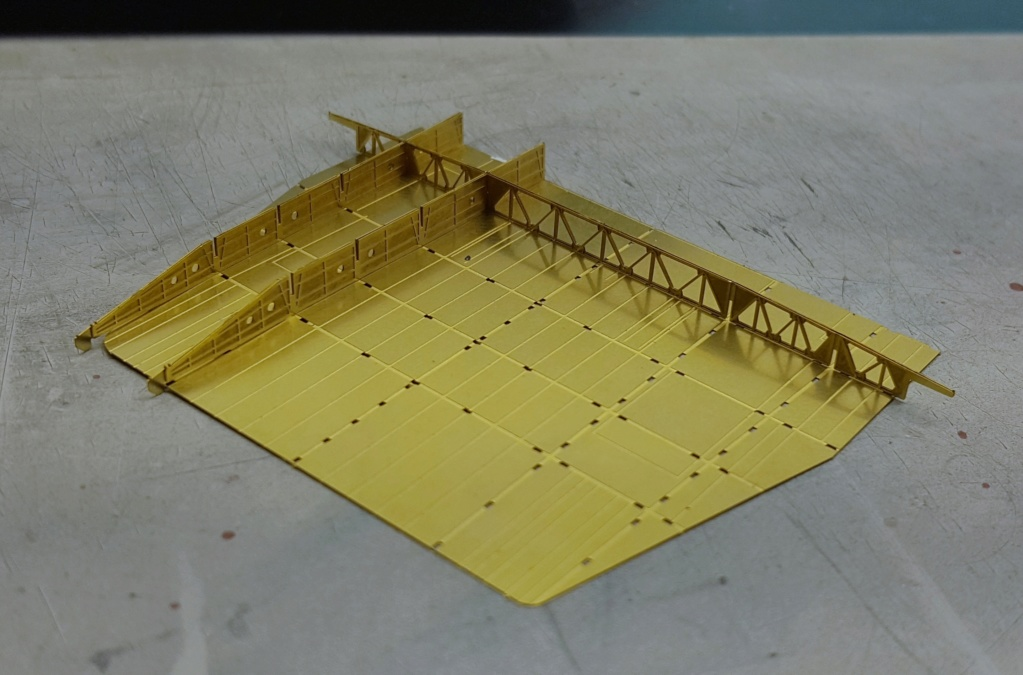 Yorktown CV5 Merit au 1/350 + kit détaillage infini Model - Page 9 20190419