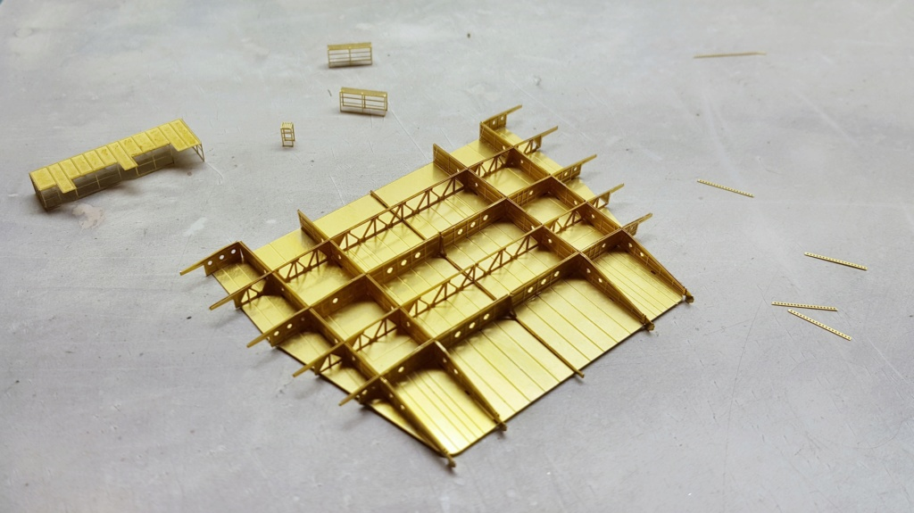 Yorktown CV5 Merit au 1/350 + kit détaillage infini Model - Page 9 20190421