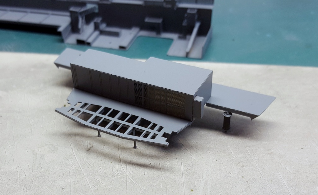Yorktown CV5 Merit au 1/350 + kit détaillage infini Model - Page 11 20190518