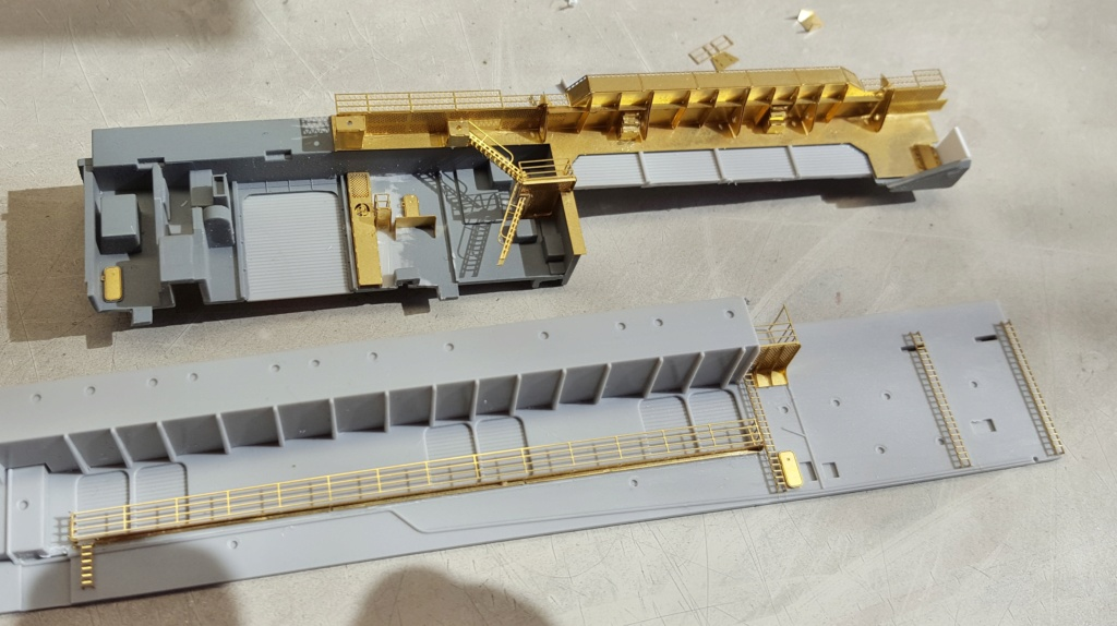 Yorktown CV5 Merit au 1/350 + kit détaillage infini Model - Page 12 20190525