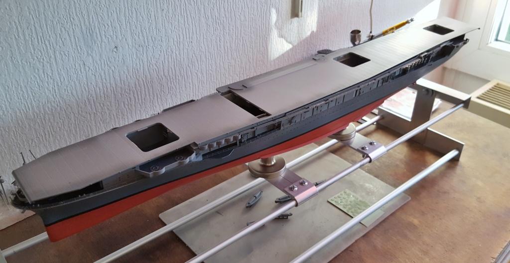 Yorktown CV5 Merit au 1/350 + kit détaillage infini Model - Page 14 20190616
