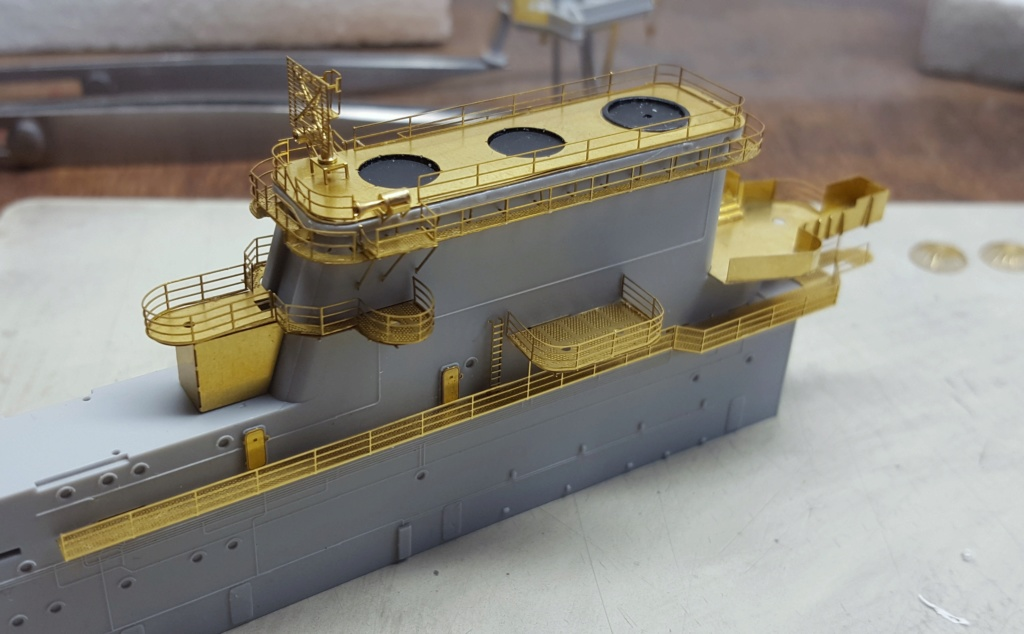 Yorktown CV5 Merit au 1/350 + kit détaillage infini Model - Page 18 20190820