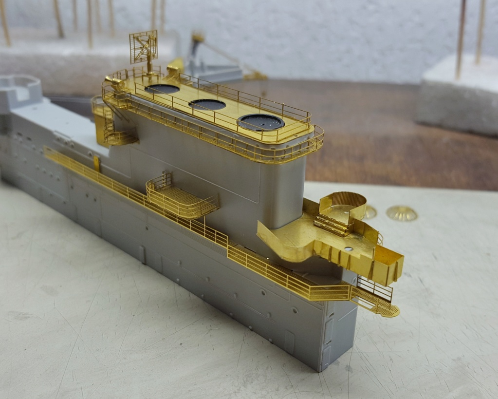 Yorktown CV5 Merit au 1/350 + kit détaillage infini Model - Page 18 20190822