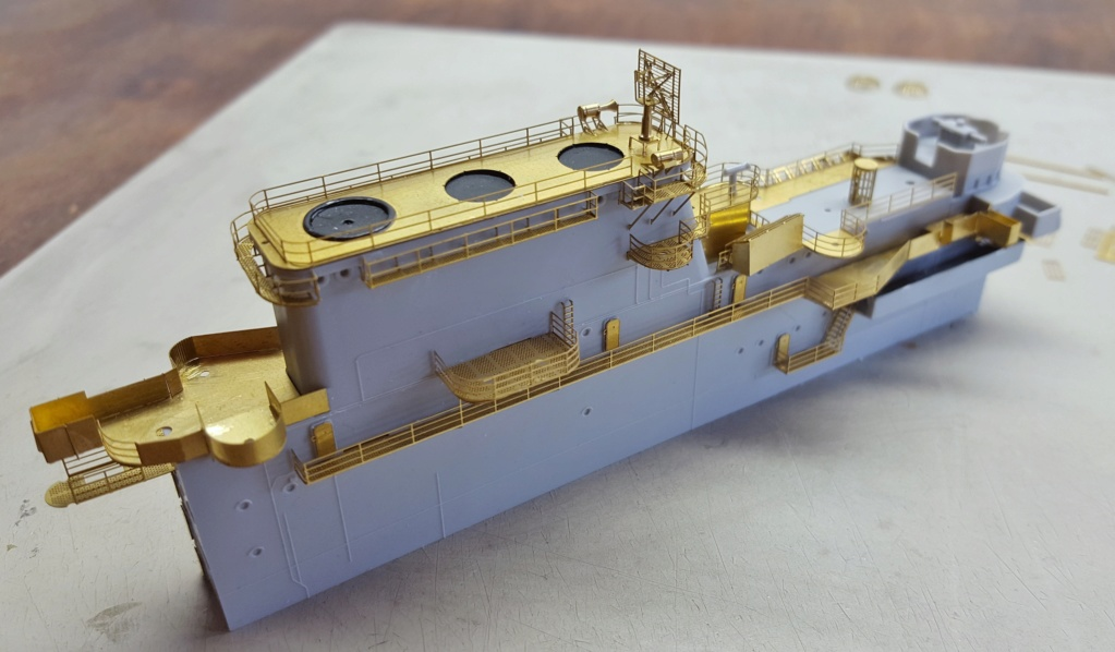 Yorktown CV5 Merit au 1/350 + kit détaillage infini Model - Page 18 20190826