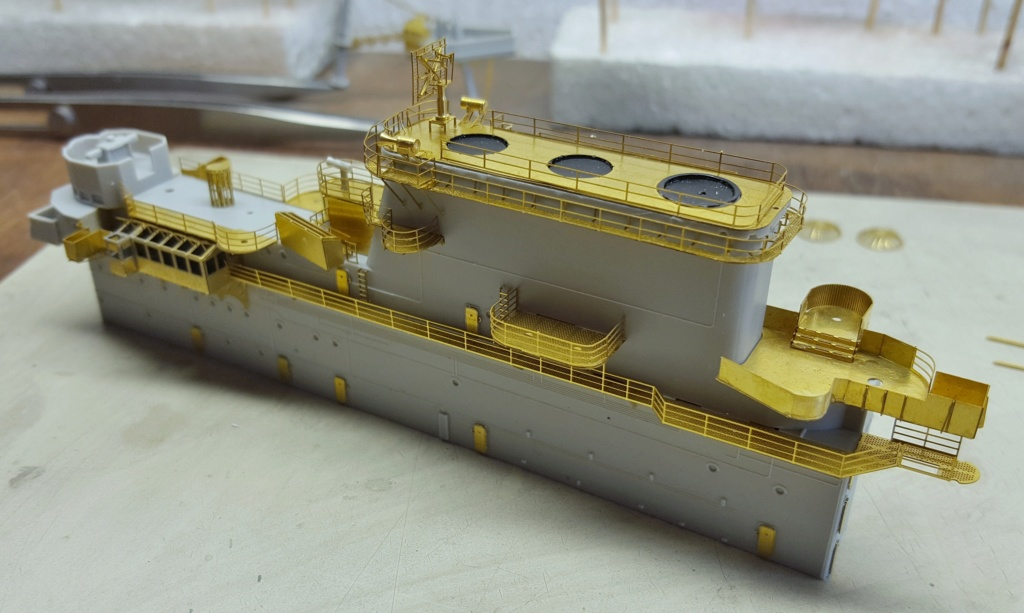 Yorktown CV5 Merit au 1/350 + kit détaillage infini Model - Page 18 20190827