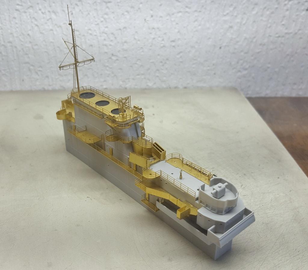 Yorktown CV5 Merit au 1/350 + kit détaillage infini Model - Page 18 20190829