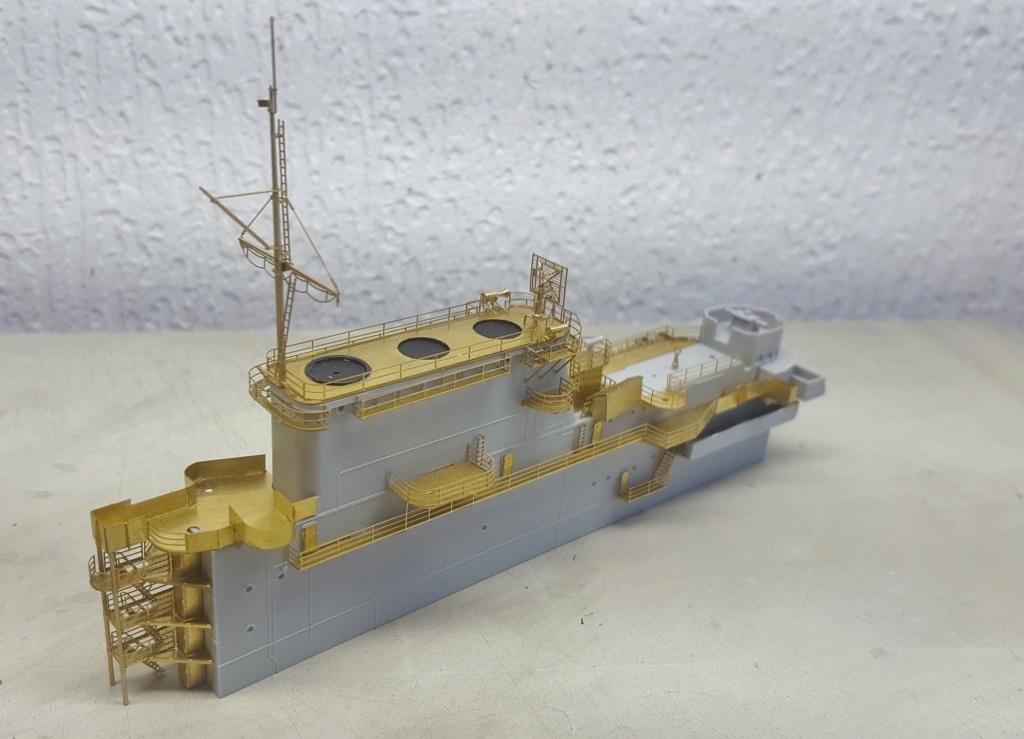 Yorktown CV5 Merit au 1/350 + kit détaillage infini Model - Page 18 20190831