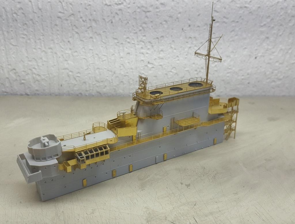 Yorktown CV5 Merit au 1/350 + kit détaillage infini Model - Page 18 20190832