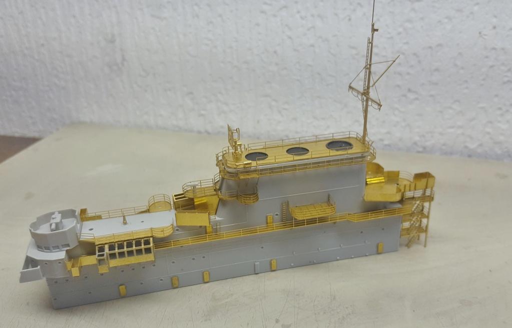 Yorktown CV5 Merit au 1/350 + kit détaillage infini Model - Page 18 20190833