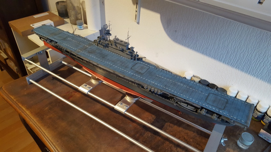 Yorktown CV5 Merit au 1/350 + kit détaillage infini Model - Page 23 20191011