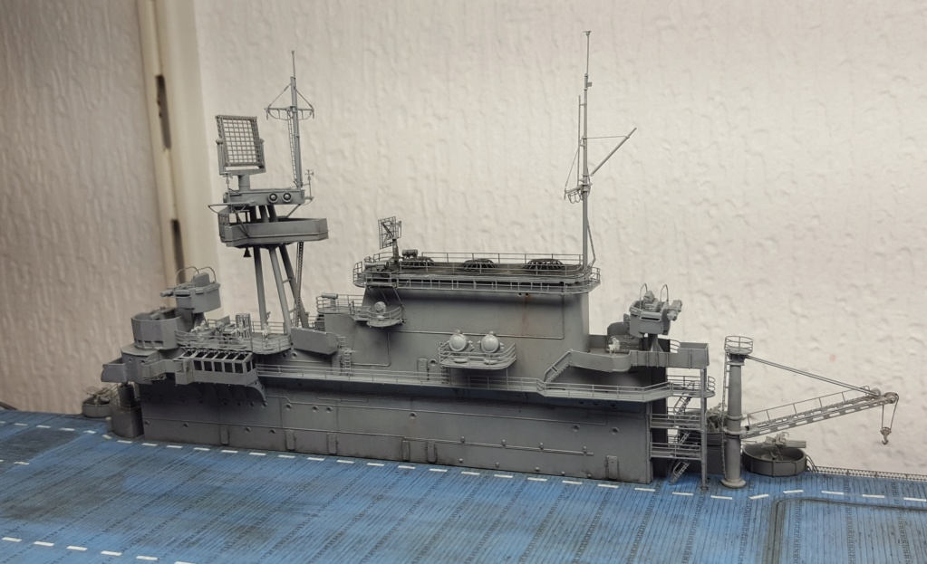Yorktown CV5 Merit au 1/350 + kit détaillage infini Model - Page 24 20191013