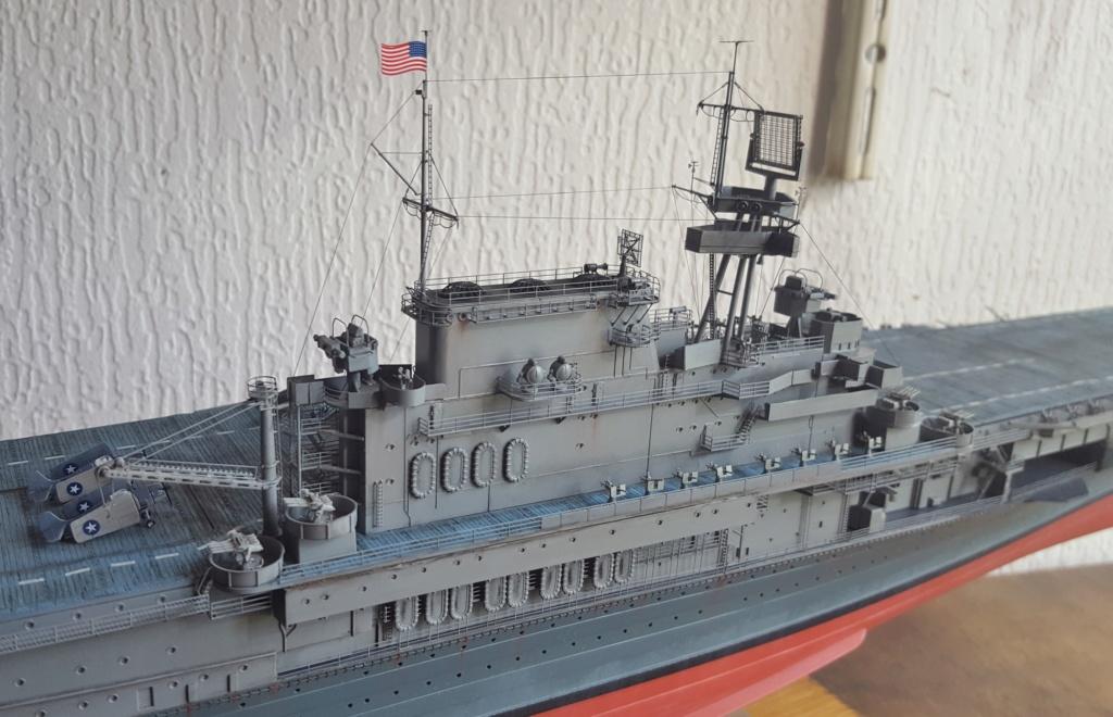 Yorktown CV5 Merit au 1/350 + kit détaillage infini Model - Page 25 20191017