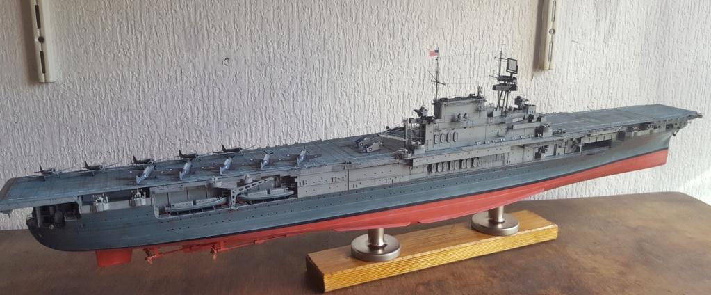 Yorktown CV5 Merit au 1/350 + kit détaillage infini Model - Page 25 20191018