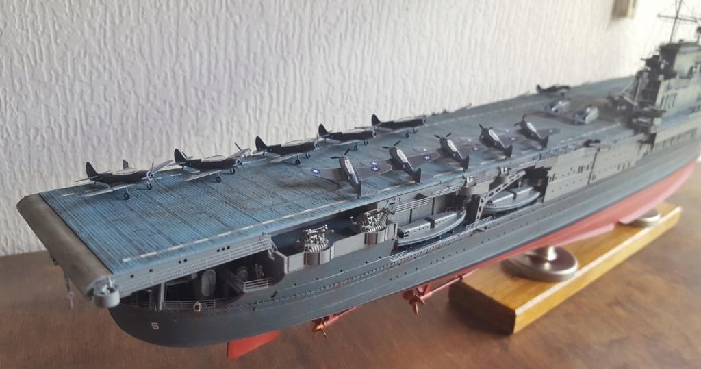 Yorktown CV5 Merit au 1/350 + kit détaillage infini Model - Page 25 20191019