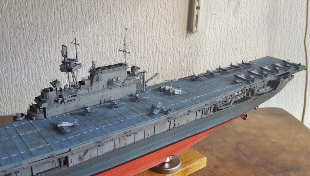 Yorktown CV5 Merit au 1/350 + kit détaillage infini Model - Page 25 20191021
