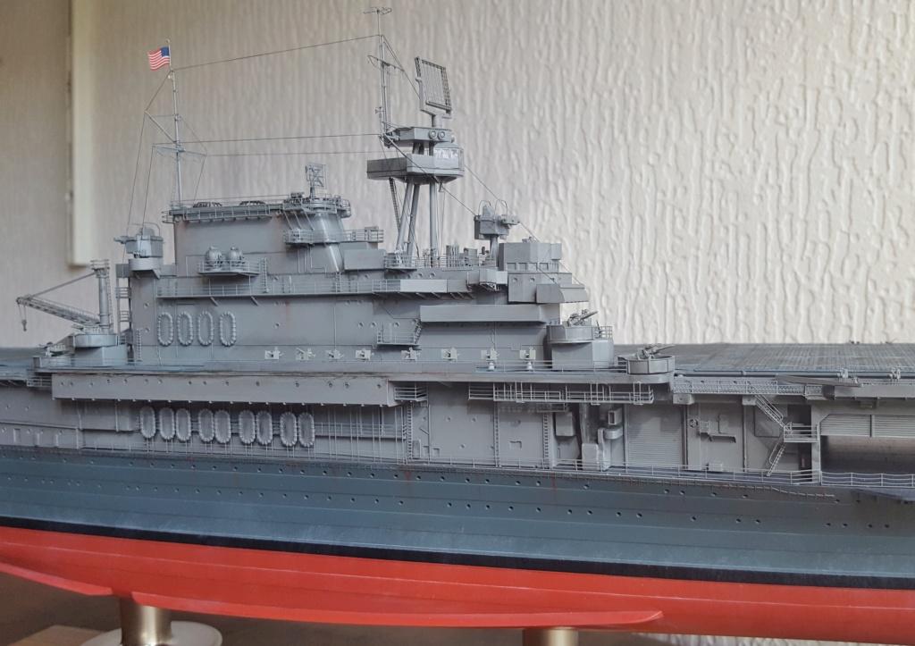 Yorktown CV5 Merit au 1/350 + kit détaillage infini Model - Page 25 20191022