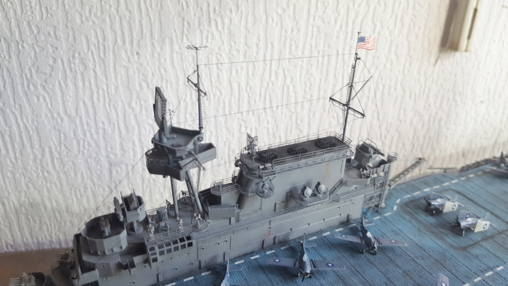 Yorktown CV5 Merit au 1/350 + kit détaillage infini Model - Page 25 20191025