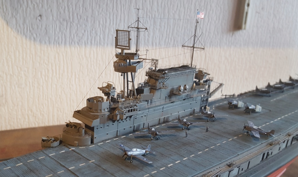Yorktown CV5 Merit au 1/350 + kit détaillage infini Model - Page 26 20191034