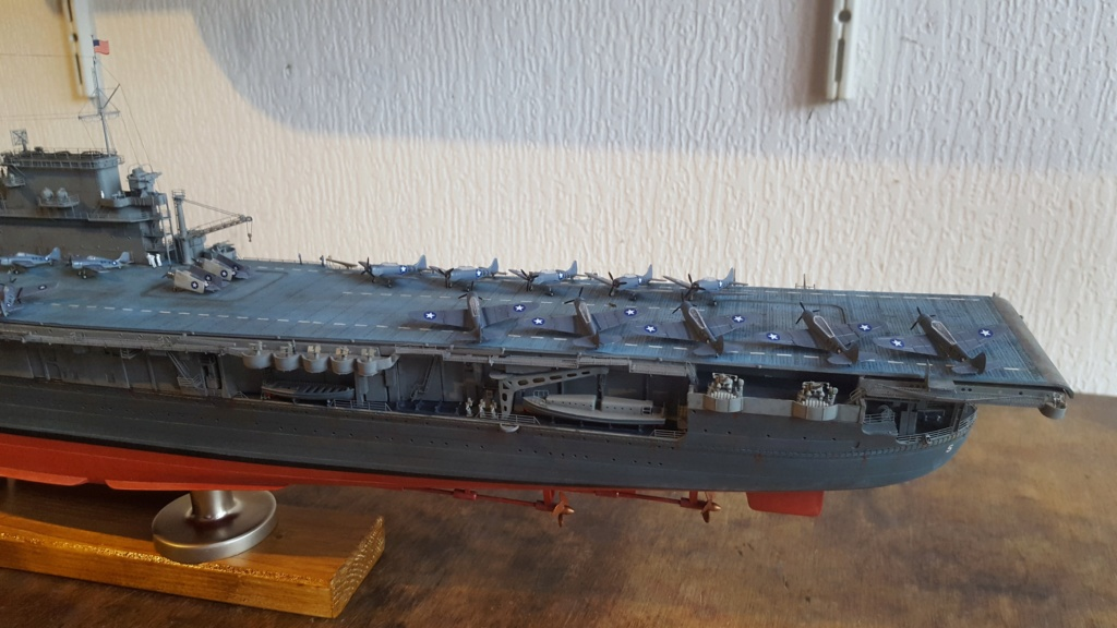 Yorktown CV5 Merit au 1/350 + kit détaillage infini Model - Page 26 20191035
