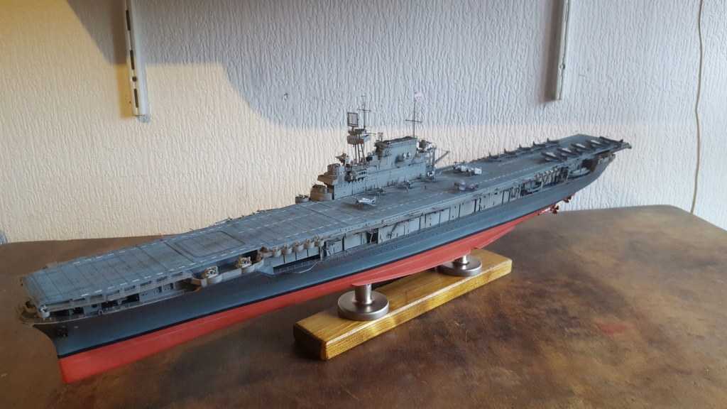 Yorktown CV5 Merit au 1/350 + kit détaillage infini Model - Page 26 20191036