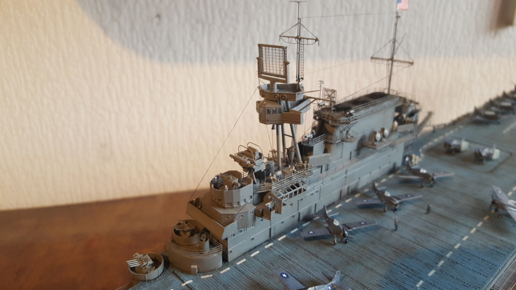 Yorktown CV5 Merit au 1/350 + kit détaillage infini Model - Page 26 20191037