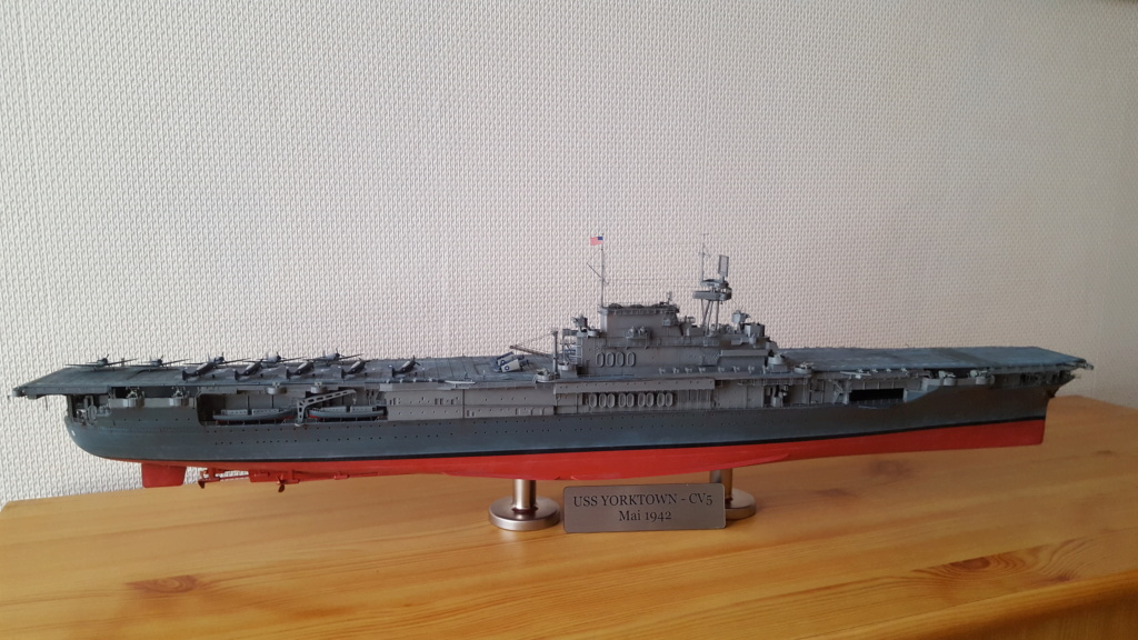 Terminé - Yorktown CV-5 Merit 1/350ème 20191040