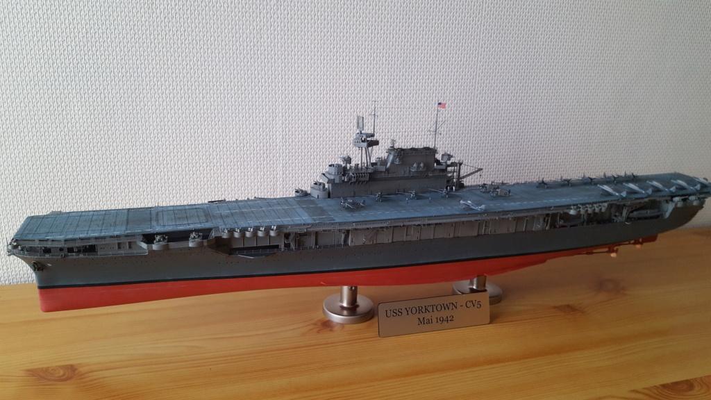 Terminé - Yorktown CV-5 Merit 1/350ème 20191041