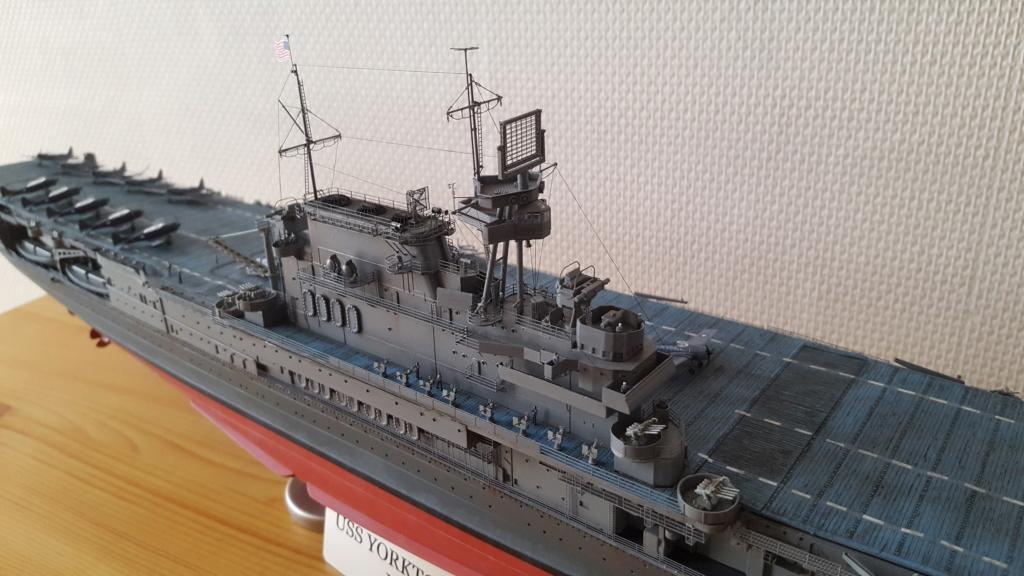 Terminé - Yorktown CV-5 Merit 1/350ème 20191047