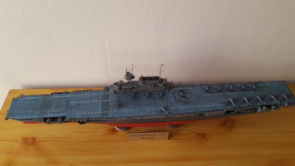 Terminé - Yorktown CV-5 Merit 1/350ème 20191048