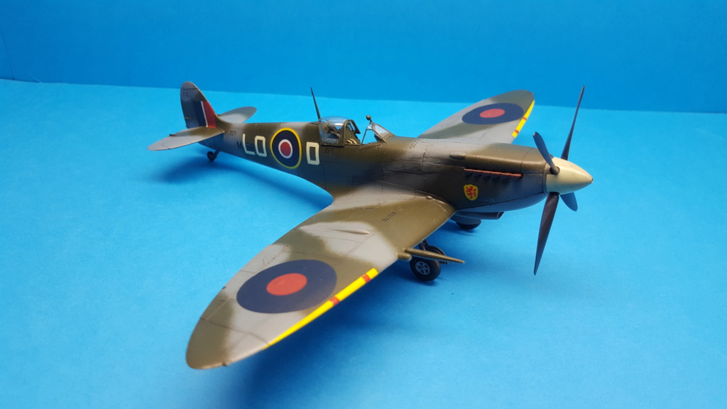 Terminé - Spitfire IX-C 20191115