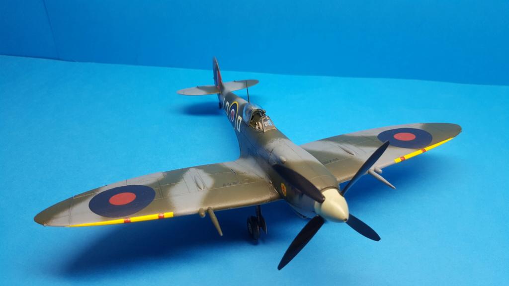 Terminé - Spitfire IX-C 20191116