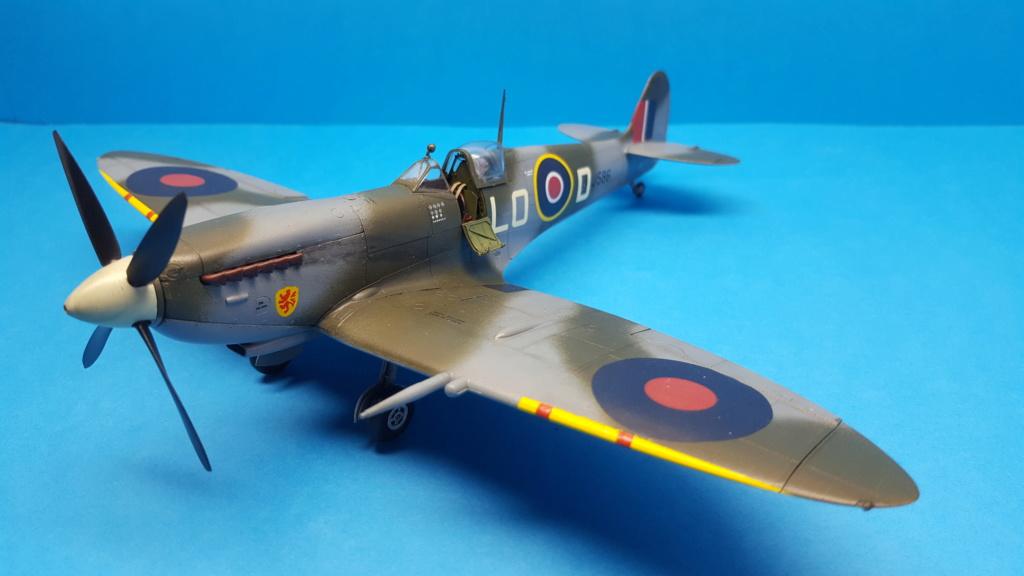 Terminé - Spitfire IX-C 20191117