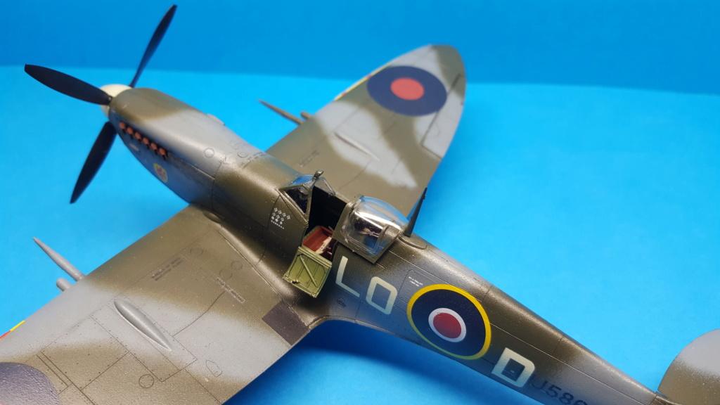 Terminé - Spitfire IX-C 20191120