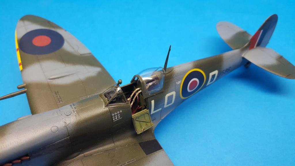 Terminé - Spitfire IX-C 20191122